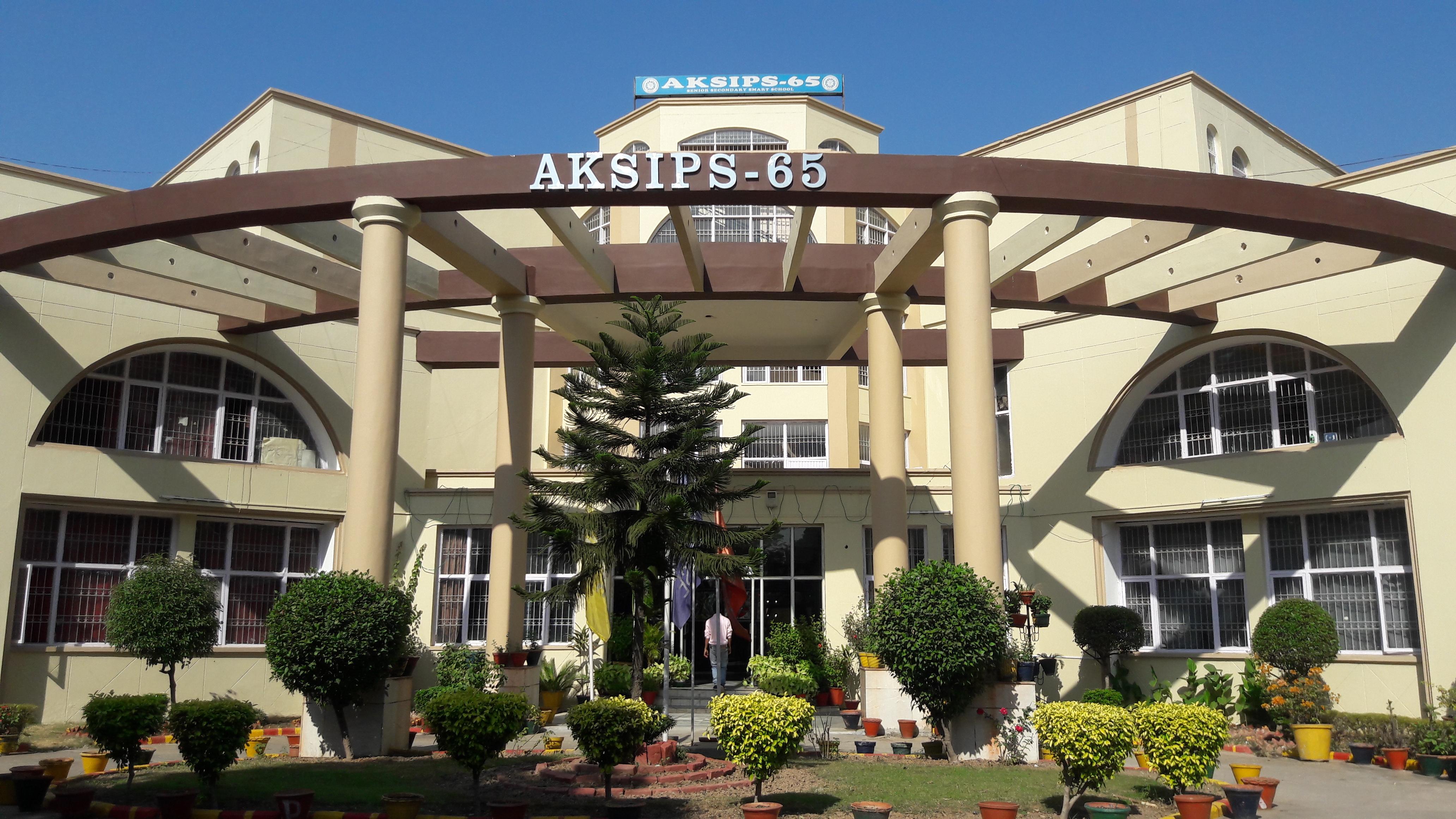 AKSIPS-65 Smart School