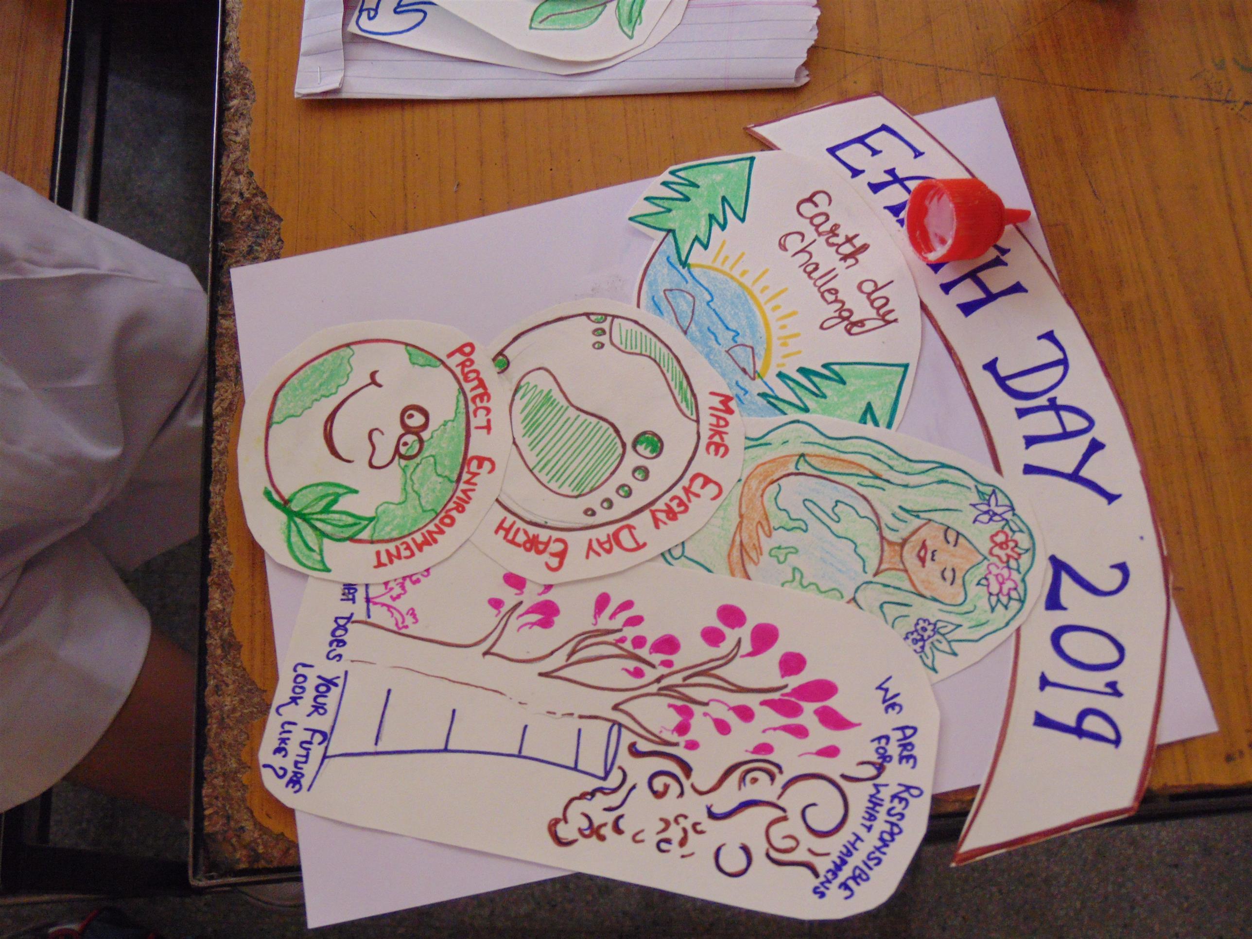 Earth Day Celebrations   AKSIPS 65 Chandigarh