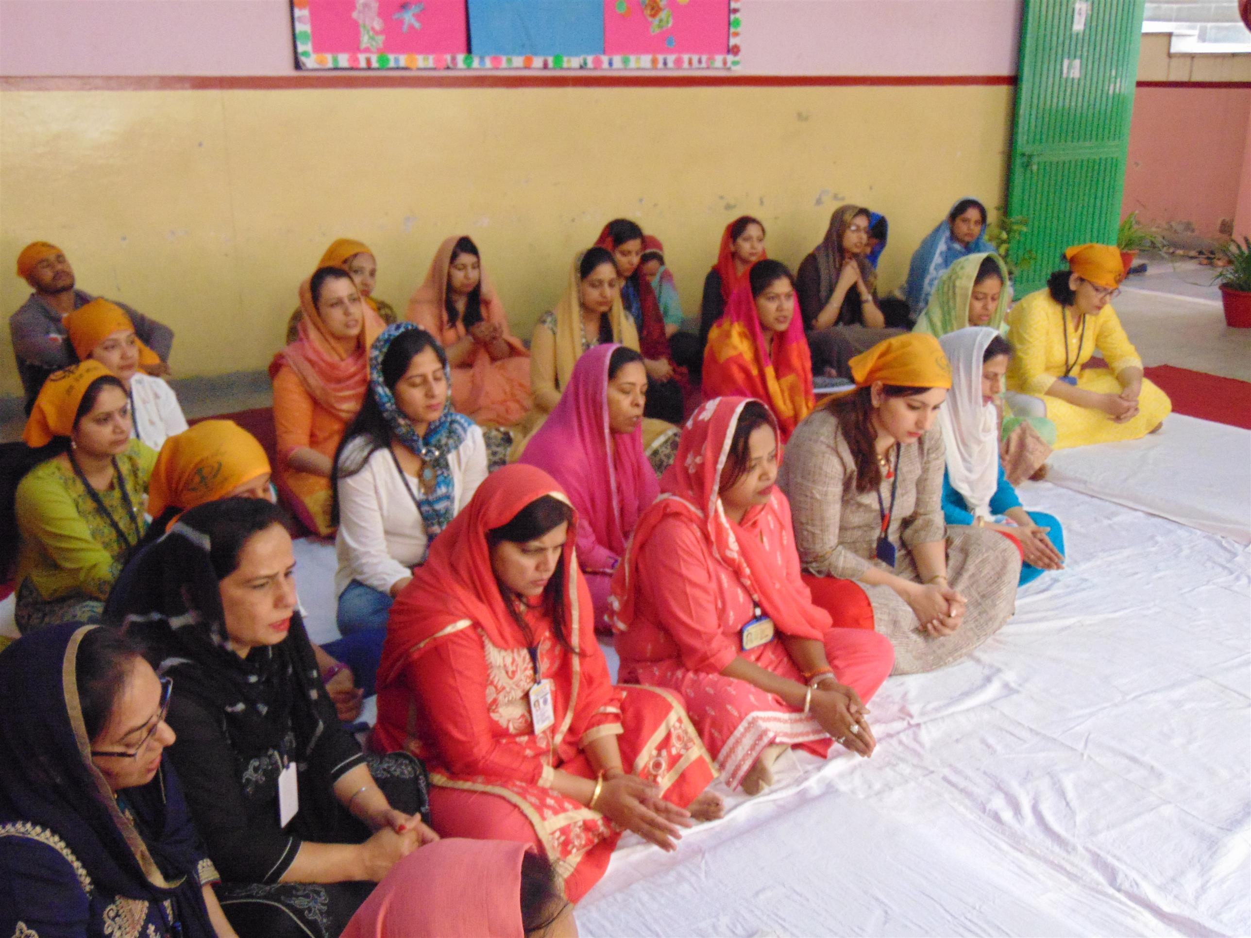 Sukhmani Sahib Paath | AKSIPS 65 Chandigarh